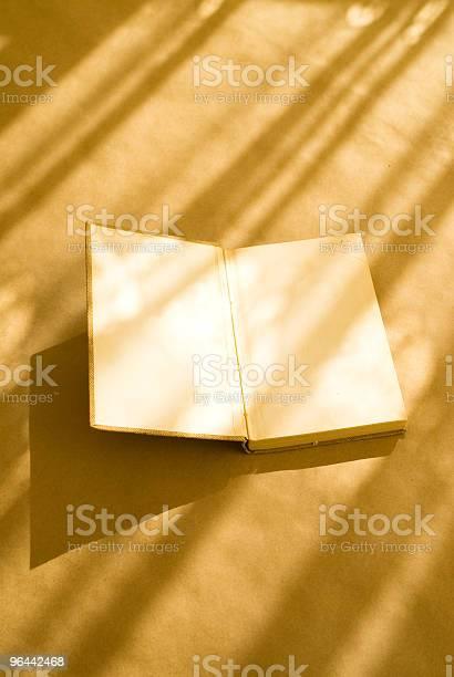 Foto de Abra O Velho Livro e mais fotos de stock de Aberto