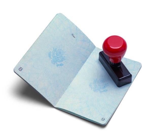 Open passport with stamper picture id1012702398?b=1&k=6&m=1012702398&s=612x612&w=0&h=ydwrovy d9yt5mbnvpdbicfvqlzp rwuvfn3rhsc54w=