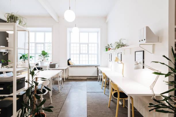 Offenen Coworking-Büro in Schweden – Foto