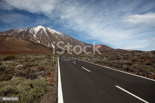 Open Road Stock Photo & More Pictures of Atlantic Islands