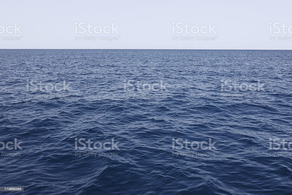 Open Sea stock photo