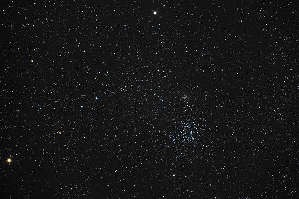 open stars cluster open stars cluster star field stock pictures, royalty-free photos & images