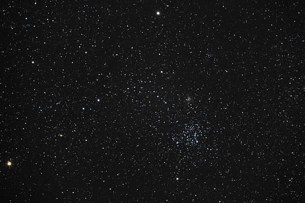 open stars cluster stock photo