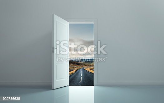 922736646 istock photo Open the door 922736638