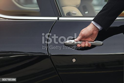 istock Open the door to a life of luxury 500785086