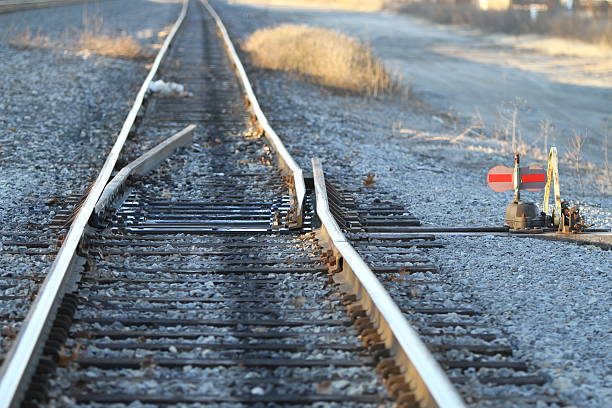 open track derail - derail bildbanksfoton och bilder