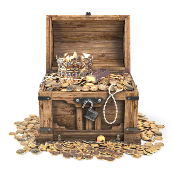 Open treasure chest filled with golden coins gold and jewelry on picture id1189543467?b=1&k=6&m=1189543467&s=612x612&w=0&h=afqqaaqmwdljr7ivi2tbhu eo uuumuwf 8cl e7 lq=