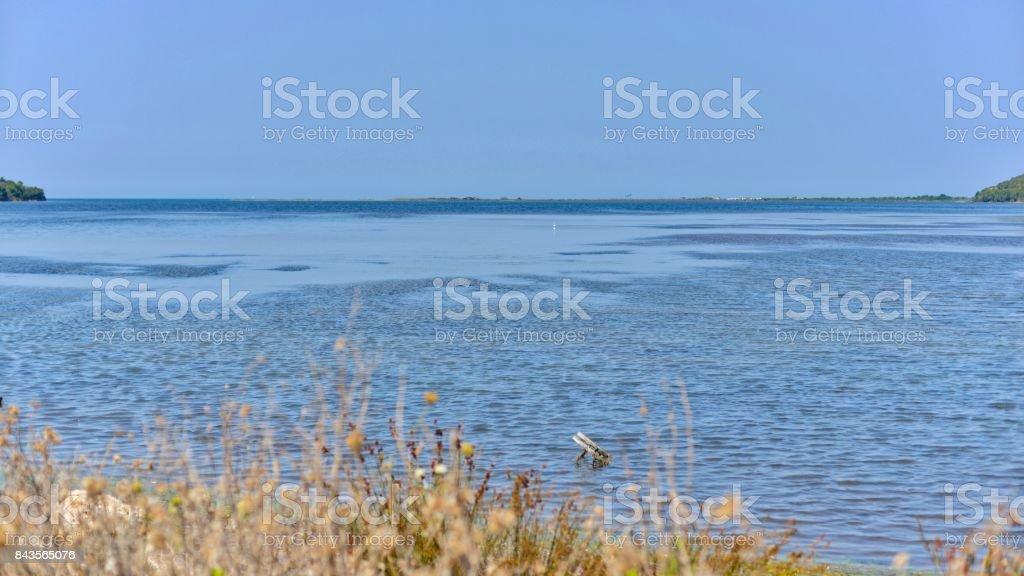 Open water stock photo