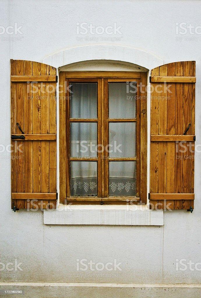 Fenster öffnen – Foto