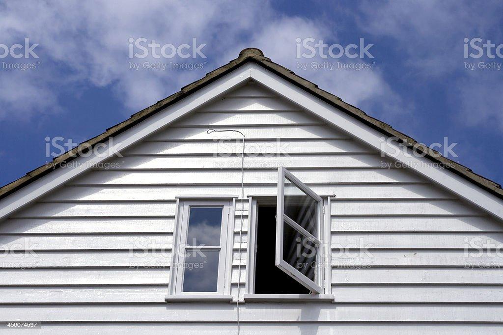 Ouvrir la fenêtre - Photo