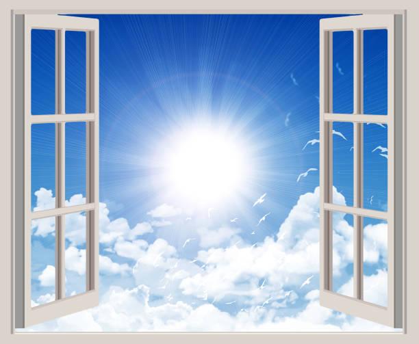 Fenster offen – Foto