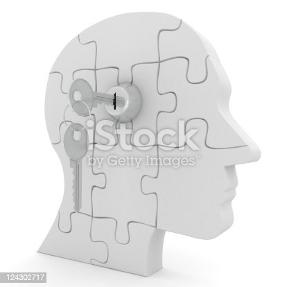 istock Open Your Mind 124302717