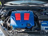 istock opened car hood 957806598