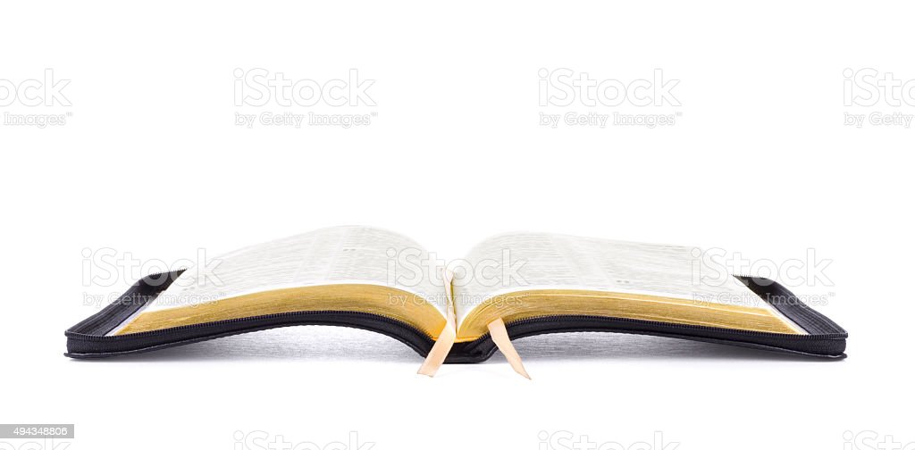 opened holy bible book stock photo more pictures of 2015 istock