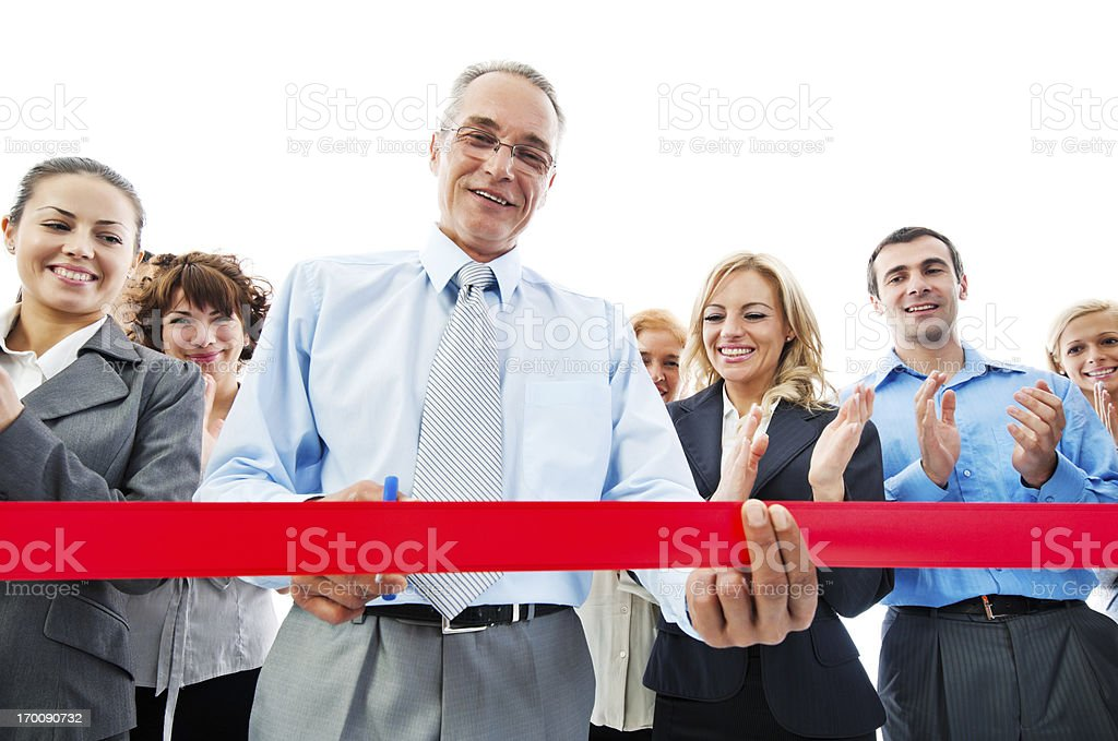 Opening Ceremony. royalty-free stock photo