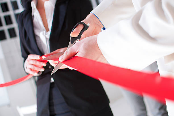 opening ceremony - grand opening stock pictures, royalty-free photos & images