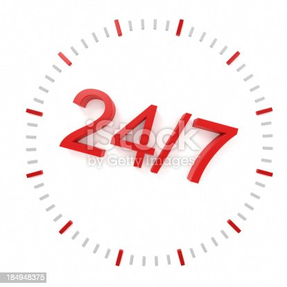istock 24/7 Opening Concept 184948375