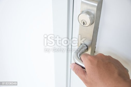 82186105 istock photo Opening or Closing Door 513206349