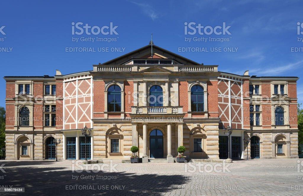 Bayreuth Festspielhaus opera – Foto