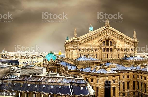 Photo of Opera house in Paris