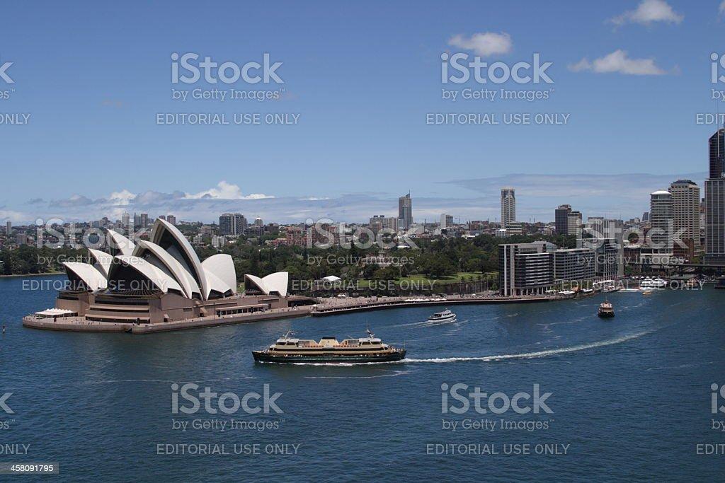 Opera House royalty-free stock photo