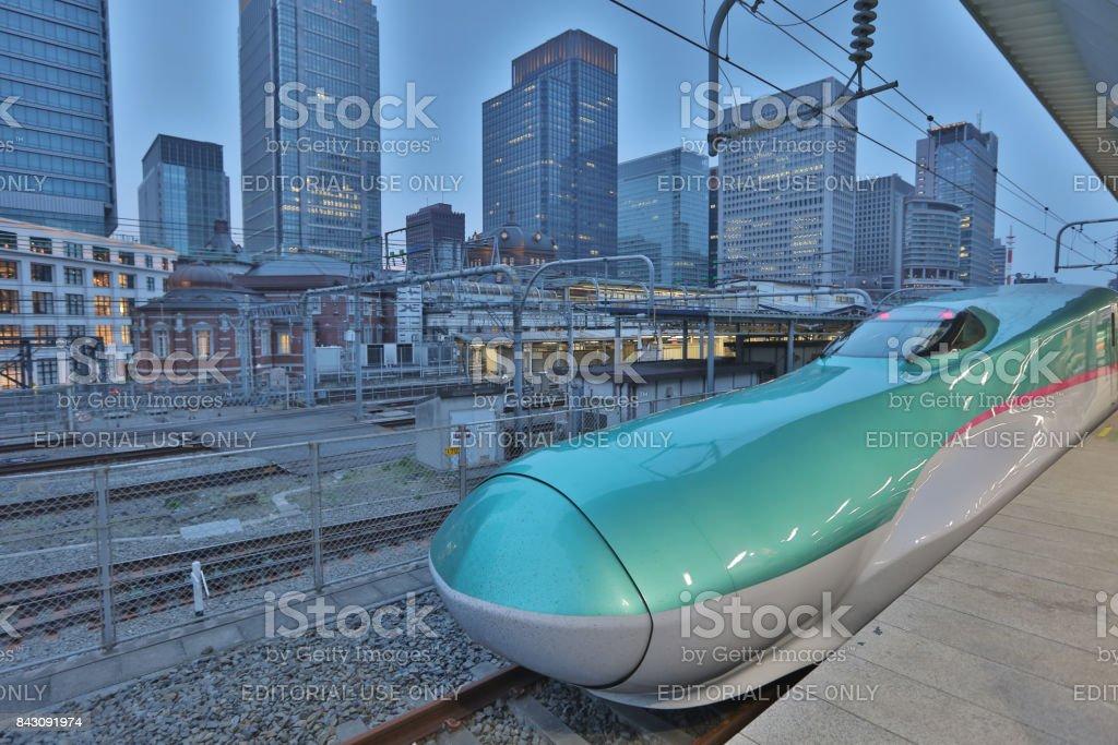 由 JR 東日本東北新幹線圖像檔
