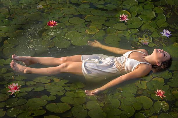 Ophelia stock photo