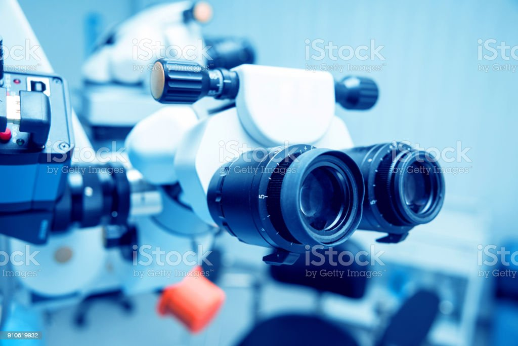 Ophthalmic Equipment Medical Stock Photo & More Pictures of