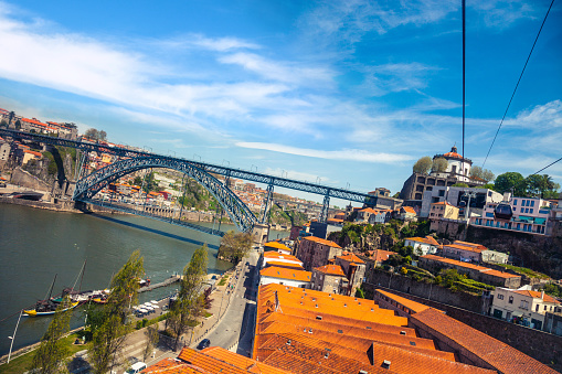 Oporto Aerial view.