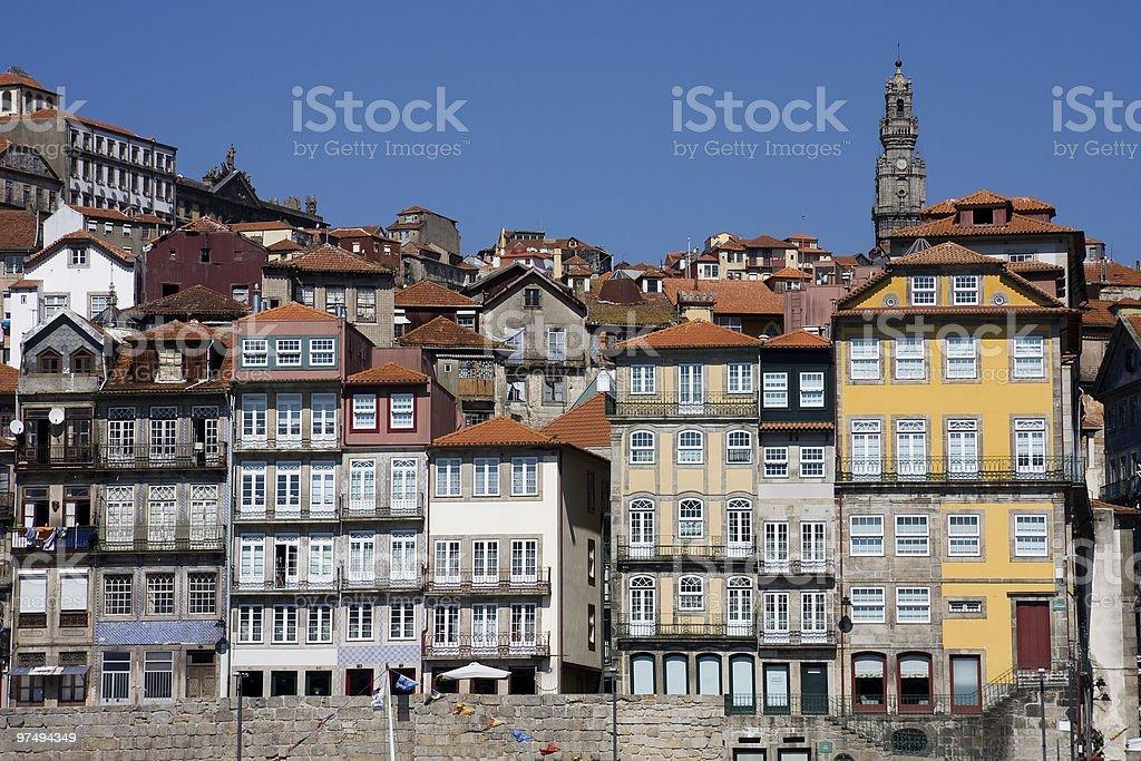 Oporto royalty-free stock photo