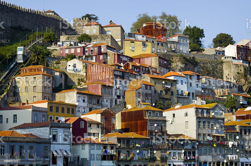 Oporto, Portugal royalty-free stock photo