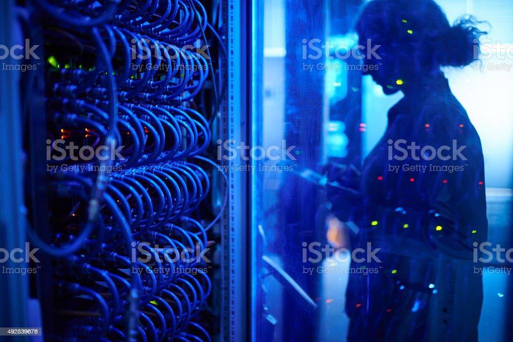 Supercomputing oportunistas - foto de stock