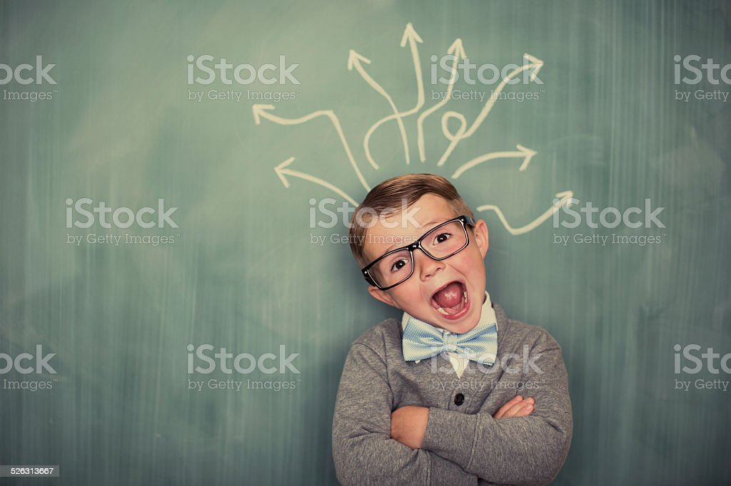Opportunities to Success stock photo