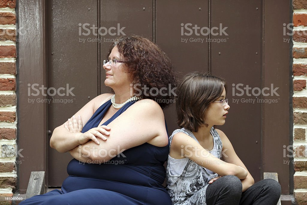 Opposits royalty-free stock photo