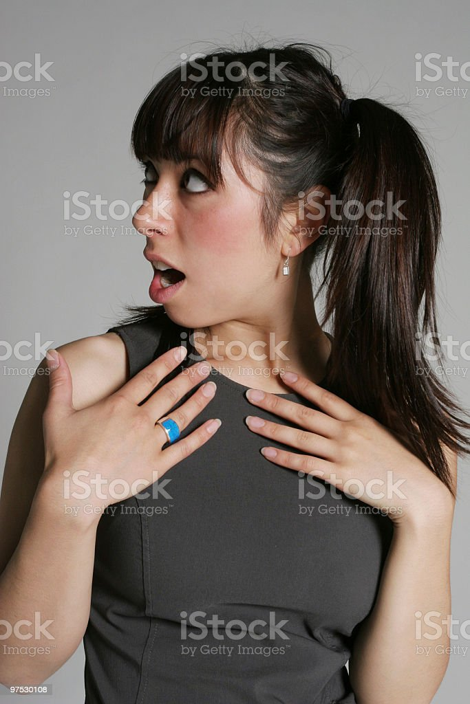 Opps I did it again royalty-free stock photo