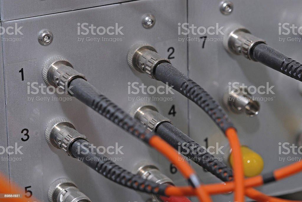 optical cable - 3 Lizenzfreies stock-foto