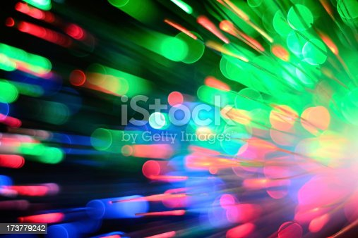 istock Optical fiber lighting 173779242