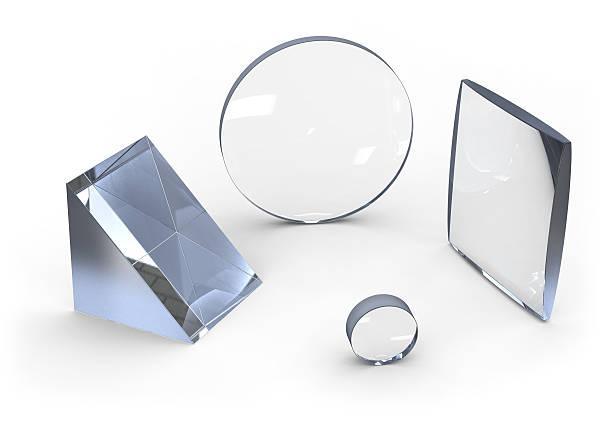 lentilles optiques - convexe photos et images de collection