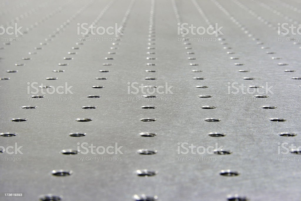 Optical table royalty-free stock photo