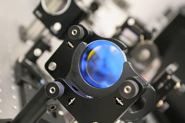 laser, optische tests im Labor – Foto