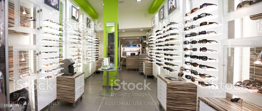 Optiker s shop