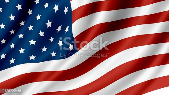 USA or American flag background