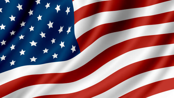 5,233 American Flag Waving Stock Photos, Pictures & Royalty-Free Images -  iStock