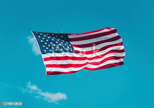 840615050 istock photo USA or American flag background 1216910628