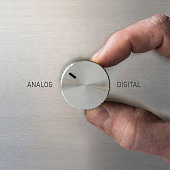 istock ANALOG or DIGITAL 1125635575