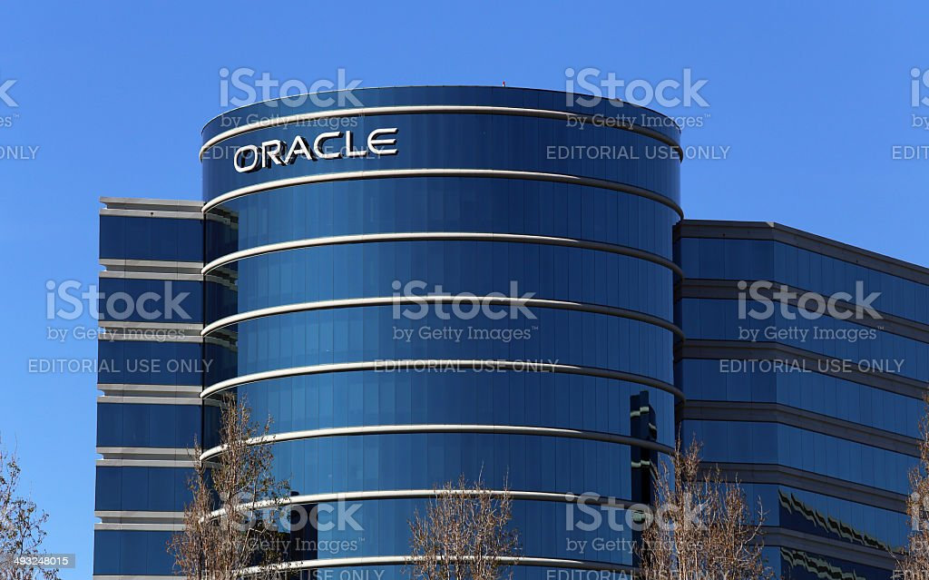 Oracle World Headquarters stock photo