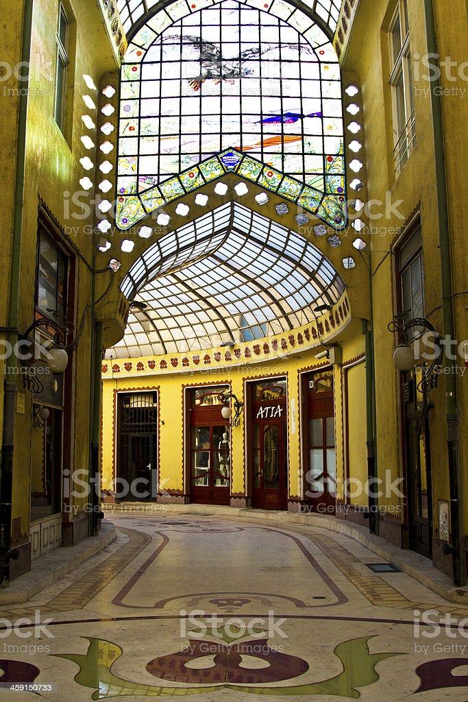 Oradea Black Eagle passagem, Romênia - foto de acervo