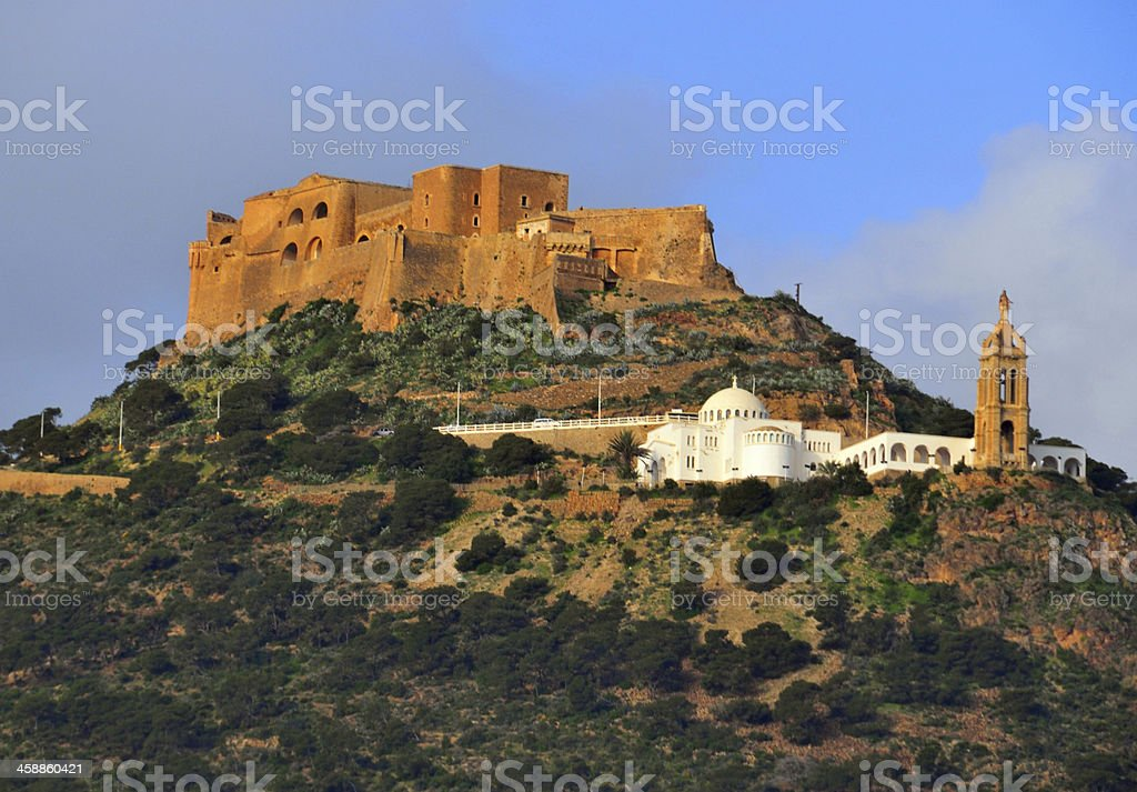 Oran, Algérie: La forteresse de Santa Cruz - Photo