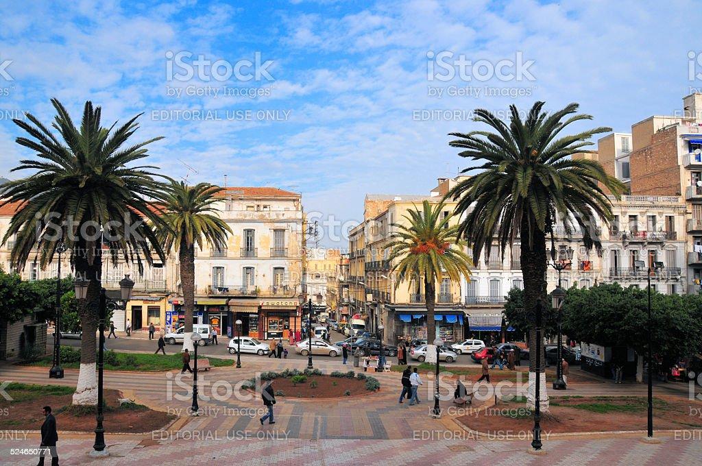 Oran, Algérie :  colonial cœur de la ville - Photo