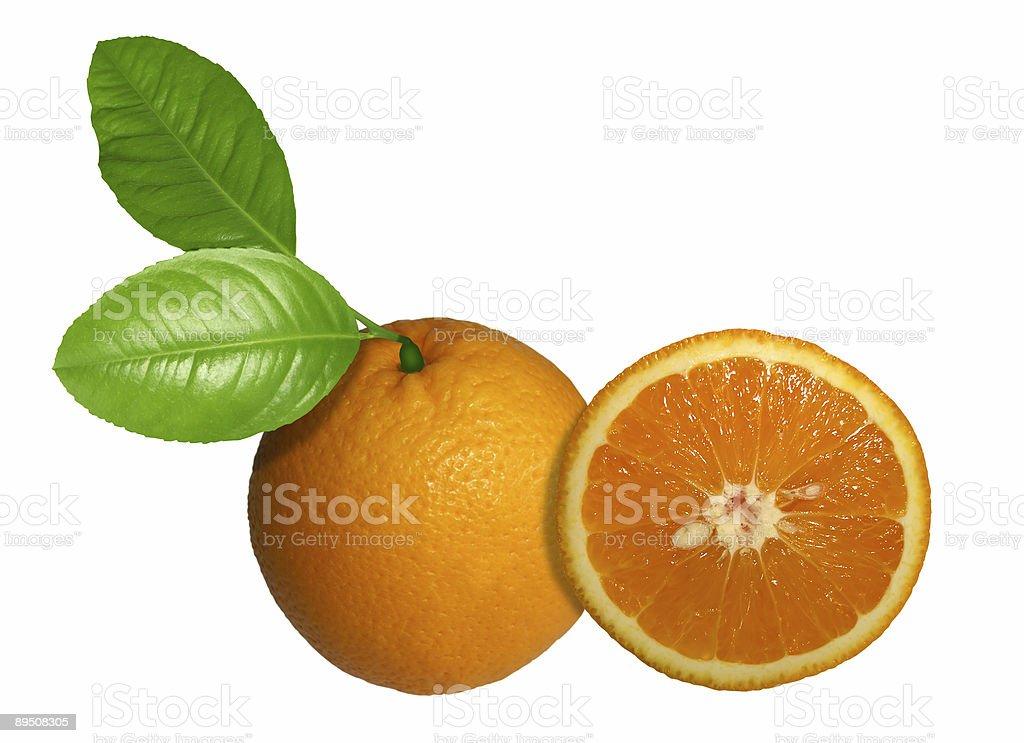 Orange 01 royalty-free stock photo